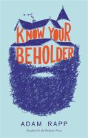 Cover art for Know Your Beholder
