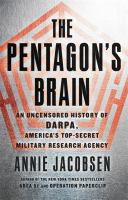 Cover of The Pentagon's Brain