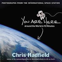 Cover art for You Are Here by Chris Hadfield