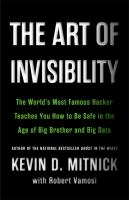 Cover art for The Art of Invisibility