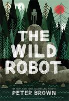Cover art for The Wild Robot