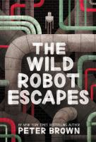 Cover art for The Wild Robot Escapes