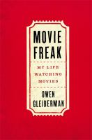 Cover art for Movie Freak