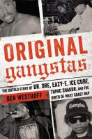 Cover art for Original Gangstas