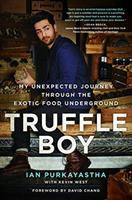 Cover art for Truffle Boy