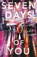 Cover art for Seven Days of You