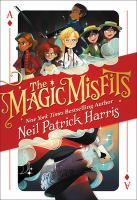 Cover art for The Magic Misfits