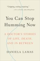 Cover art for You Can Stop Humming Now