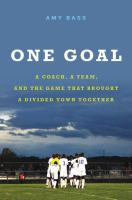Cover art for One Goal