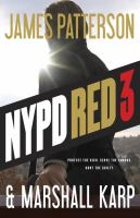 Nypd Red 3 by Patterson, James © 2015 (Added: 4/2/15)