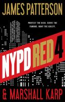 Cover art for NYPD Red 4