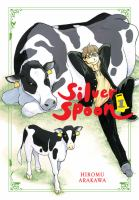 Cover Art for Silver Spoon Volume 1