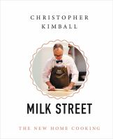 Cover art for Milk Street