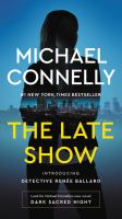 Cover art for The Late Show