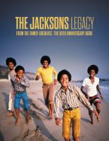 Cover art for The Jacksons Legacy