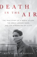 Cover art for Death in the Air