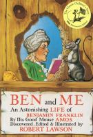 Cover art for Ben & Me
