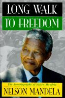 Cover art for Long Walk to Freedom