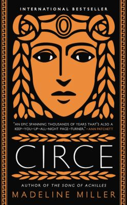 """image of book cover :""""Circe"""" by Madeline Miller"""