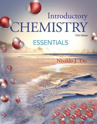 Introductory Chemistry Essentials textbook