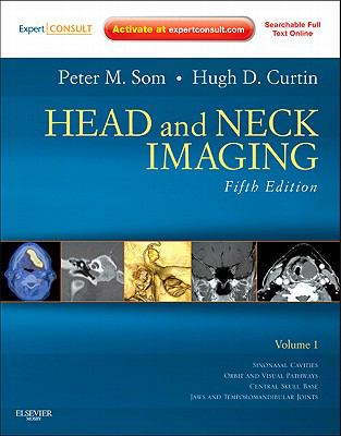 Cover of Head and Neck Imaging - 2 Volume Set