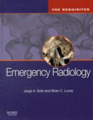 Cover of Emergency Radiology