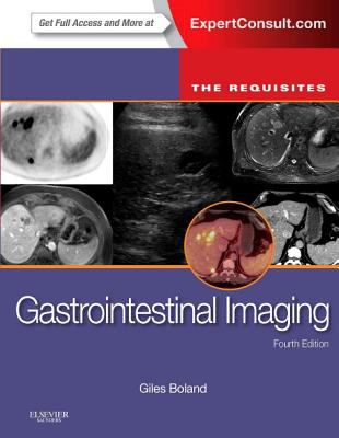 Cover of Gastrointestinal Imaging