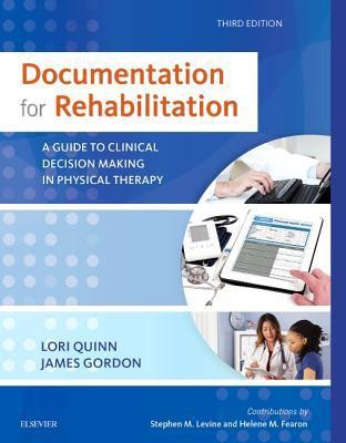Documentation for Rehabilitation book jacket