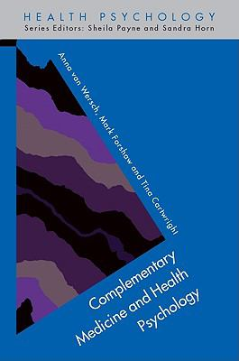 Complementary Medicine and Health Psychology book jacket