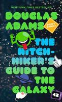 Cover art for Hitchhiker's Guide to the Galaxy