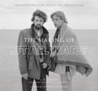 the cover of The Making of Star Wars