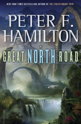 Cover image for Great north road