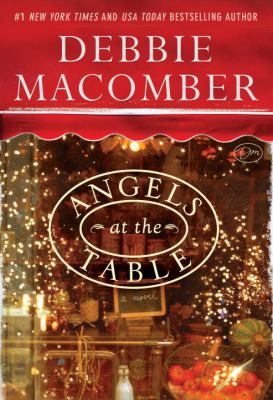 Cover image for Angels at the table