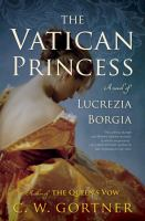 Cover art for The Vatican Princess