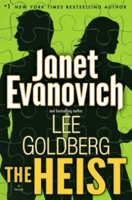 Cover image for The heist