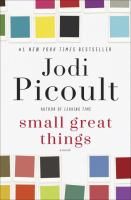 Cover art for Small Great Things