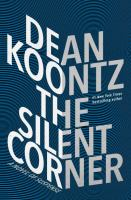 Cover Art for The Silent Corner