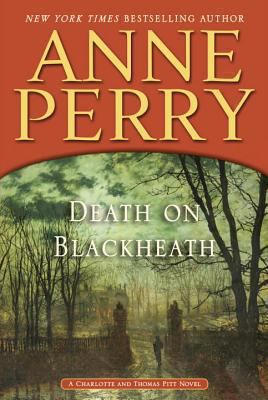 Cover image for Death on Blackheath