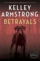 Cover art for Betrayals