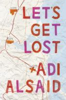 Book cover: Let's Get Lost