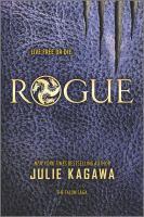 Rogue by Kagawa, Julie © 2016 (Added: 7/13/16)