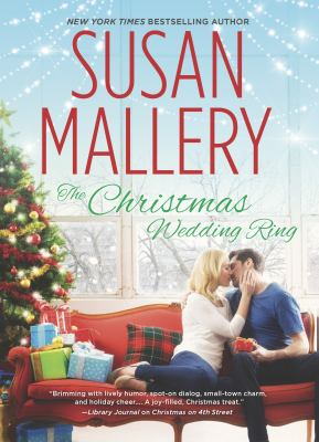cover of The Christmas Wedding Ring