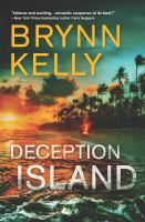 Cover art for Deception Island