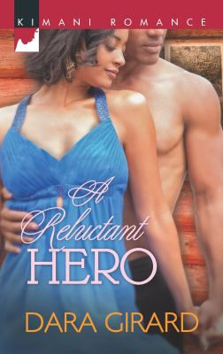 Cover image for A reluctant hero 