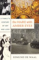 Cover of Haire with Amber Eyes