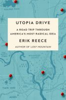 Cover art for Utopia Drive