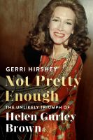 Cover art for Not Pretty Enough