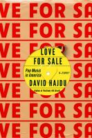 Cover art for Love for Sale