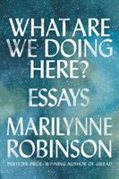 Cover art for What Are We Doing Here?