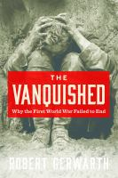 Cover art for The Vanquished